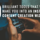 10 Instagram Tools to Turn You into a Content Wizard